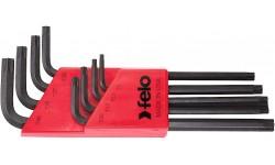 Набор шестигранных ключей TORX 8 шт FELO 348 888 01, , 2270 руб., 34888801, Felo, Шестигранные ключи