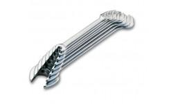 Набор рожковых ключей HEYCO K 350-7-M-1, в картонной упаковке, 5.5 - 22мм, 7 предметов HE-00350944082
