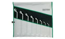 Набор двусторонних ключей с замкнутым зевом R 475-8-M