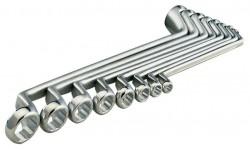 Набор двусторонних накидных гаечных ключей HEYCO 8 шт. K 475-8-AF HE-00475964082, , 15549 руб., HE-00475964082, , Новинки