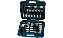 Набор отверточных насадок  50850-53, HE-50850530083, 450 руб., HE-50850530083, HEYTEC(HEYCO), Набор инструментов