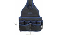 Поясная сумка 508807-2, HE-50880700200, 2875 руб., HE-50880700200, HEYTEC(HEYCO), Инструментальные Ящики