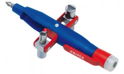 фото Штифтовый ключ для электрошкафов KNIPEX 00 11 17, усиленный пластиковый корпус KN-001117 (KN-001117])