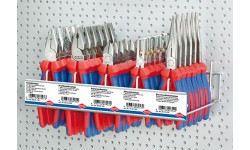 Держатель для слесарно-монтажных инструментов 3х6 шт.(металл), размер 195х175х98 мм