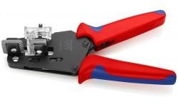 Стриппер KNIPEX 12 12 02, прецезионный, 0.03 / 0.09 / 0.14 / 0.38 / 0.57 / 1.0 / 1.50 / 2.08 мм? KN-121202