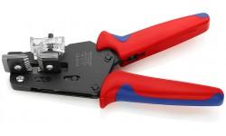 Стриппер KNIPEX 12 12 06, прецезионный, 0.14 / 0.25 / 0.75 / 1.5 / 2.5 / 4.0 / 6.0 мм? KN-121206