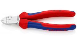 Кусачки боковые с функцией удаления изоляции KNIPEX 14 25 160, хромированные, 1.5 / 2.5 мм? KN-1425160