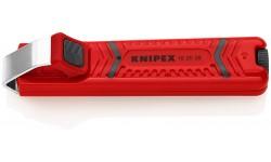 Стриппер KNIPEX 16 20 28 SB, для круглых кабелей ? 8.0 - 28.0 мм KN-162028SB