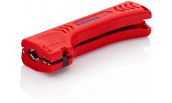 Стриппер KNIPEX 16 90 130 SB, для кабелей NYM ? 8.0 - 13.0 мм KN-1690130SB