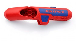 Стриппер KNIPEX ErgoStrip 16 95 02 SB, левый, ? 8.0 - 13.0 мм KN-169502SB
