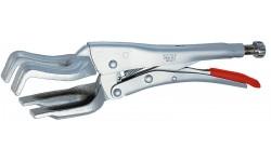 Клещи зажимные KNIPEX 42 24 280, сварочные, для круглых деталей, 280 мм KN-4224280