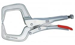Клещи зажимные KNIPEX 42 34 280, сварочные, 280 мм KN-4234280