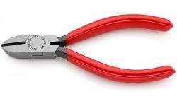 Бокорезы, рез: провол. мягк. ? 3 мм, средн. ? 2 мм, твёрд. ? 1.2 мм, L-110 мм, 62 HRC, чёрн., 1-к ручки, держатель