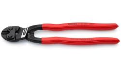KNIPEX CoBolt® XL болторез, L-200 мм, рез: ср. ? 5.6 мм, тв. ? 4 мм, роял. струна ? 3.8 мм, чёрн., 1-к ручки, держатель
