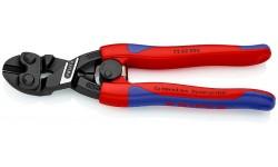 Бокорезы KNIPEX 72 62 200, усиленные для мягких материалов, 200 мм KN-7262200