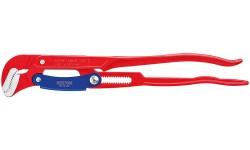 Клещи трубные, губки S-образной формы с ускоренной перестановкой KNIPEX 83 60 020 KN-8360020