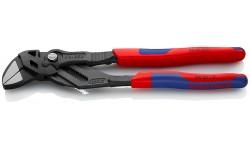 Клещи переставные-гаечный ключ, черненые, черного цвета 250 mm KNIPEX 86 02 250