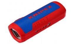 Резак для гофротрубы KNIPEX TwistCut 90 22 02SB, KN-902202SB