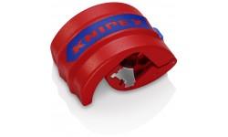 KNIPEX BiX® Труборез для пластиковых труб и уплотнительных втулок, d 20 - 50 мм