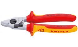 фото Ножницы для резки кабелей KNIPEX 95 26 165 KN-9526165 (KN-9526165])