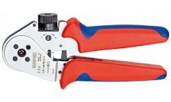 фото Инструмент для тетрагональной опрессовки контактов 97 52 63 (KN-975263])