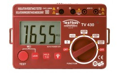 фото Цифровой измеритель изоляции Testboy TV 430N (TestboyTV430N])