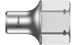 WE-003665 — Торцевая головка для WERA Zyklop 8790 FA с приводом 1/4