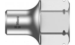 WE-003666 — Торцевая головка для WERA Zyklop 8790 FA с приводом 1/4