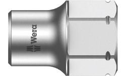 WE-003669 — Торцевая головка для WERA Zyklop 8790 FA с приводом 1/4