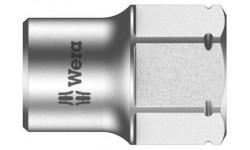 WE-003670 — Торцевая головка для WERA Zyklop 8790 FA с приводом 1/4