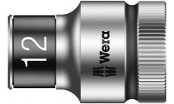 WE-003732 — Торцевая головка для WERA Zyklop 8790 HMC HF с цветовой кодировкой, 12.0 mm