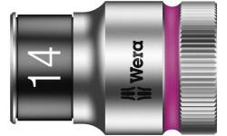 WE-003734 — Торцевая головка для WERA Zyklop 8790 HMC HF с цветовой кодировкой, 14.0 mm