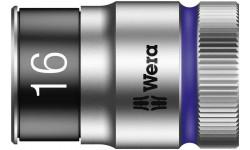 WE-003736 — Торцевая головка для WERA Zyklop 8790 HMC HF с цветовой кодировкой, 16.0 mm