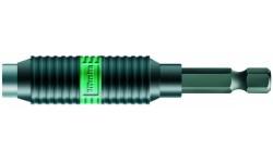 WE-053923 — Битодержатель универсальный WERA 897/4 R Rapidaptor BiTorsion, 1/4 дюйм x 75 mm x 1/4 дюйм