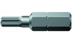 WE-056342 — Бита с шестигранным профилем WERA840/1 Z Hex-Plus BO, 2.5 mm x 25 mm