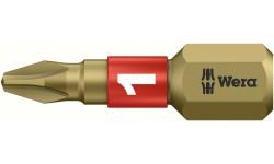 WE-056410 — Бита крестовая Phillips BiTorsion WERA 851/1 BTH, PH 1 x 25 mm