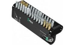 фото WE-056440 — Универсальный набор бит с держателем Rapidaptor WERA BC Bit-Check, 30 предметов (WE-056440])