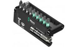 WE-057417 — Набор ударных бит WERA Bit-Check 10 Impaktor 4, 10 предметов