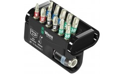 WE-057425 — Набор бит из нержавеющей стали WERA Bit-Check 12 Stainless 1, 12 предметов