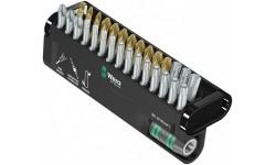 WE-057433 — Набор бит универсальный WERA Bit-Check 30 Wood 1, 30 предметов