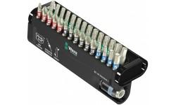 WE-071109 — Набор бит из нержавеющей стали WERA Bit-Check 30 Stainless 1, 30 предметов