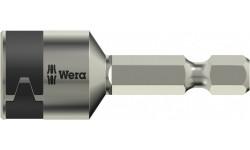 WE-071223 — Бита торцевая из нержавеющей стали WERA 3869/4, 8.0 x 50 mm