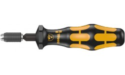 WE-074828 — Динамометрическая отвёртка WERA 7456 ESD антистатическая с предустановленным моментом затяжки, 0,3 - 1,0 Nm