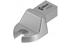 7770 Насадка-ключ рожковый 7 мм под посадочное гнездо 9x12 мм для динамометрических ключей Click-Torque серий X и XP, , 3439 руб., WE-078600, , BESSEY