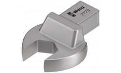 7770 Насадка-ключ рожковый 15 мм под посадочное гнездо 9x12 мм для динамометрических ключей Click-Torque серий X и XP, , 3439 руб., WE-078608, , BESSEY