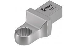 7771 Насадка-ключ накидной 10 мм под посадочное гнездо 9x12 мм для динамометрических ключей Click-Torque серий X и XP, , 3686 руб., WE-078623, , BESSEY