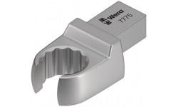 7775 Насадка-ключ накидной, с прорезью, 17 мм под посадочное гнездо 9x12 мм для динамометрических ключей Click-Torque серий X и XP, , 3928 руб., WE-078655, , BESSEY