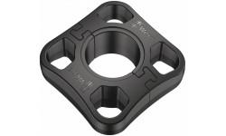 7761 M4 Click-Torque Манжета защитная для ключей диномометрических Click-Torque C 5 и X 6, защита от повреждений и загрязнений, защита от перекатывания, , 219 руб., WE-078706, , BESSEY