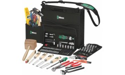 Wera 2go H 1 Набор инструментов для работы по дереву, 19 предметов