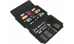 фото WE-135927 — Набор инструмента WERA Kraftform Kompakt SH 1 (сантехника/отопление), 25 предметов (WE-135927])